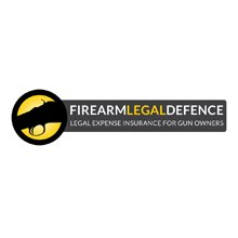 Firearm logo